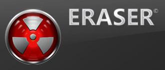 برنامج Eraser لحذف ومسح بياناتك من القرص بشكل نهائي
