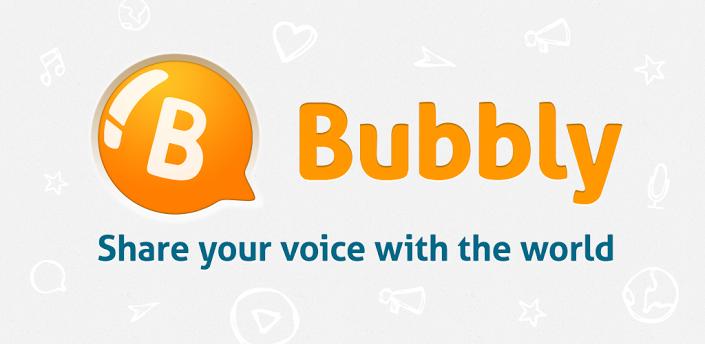 تحميل تطبيق المحادثة Bubbly للاندرويد والايفون