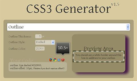 جرب بنفسك CSS3