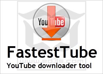FastestTube تحميل مقاطع اليوتيوب على جهازك