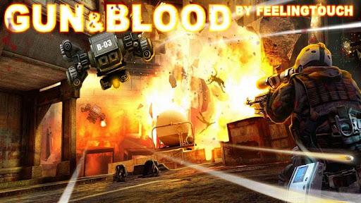 gun&blood
