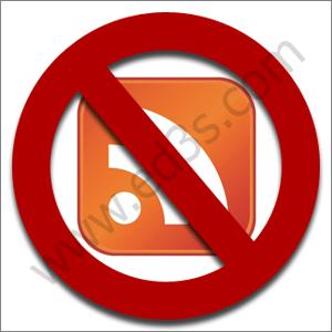 شرح طريقة ايقاف وتعطيل التغذية RSS في موقعك