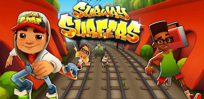 لعبة Subway Surfers المجانية