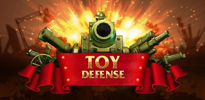 تحميل لعبة Toy Defense للاندرويد والايفون مجانا